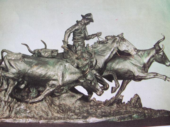 Sculptură de REMINGTON