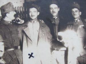 Bunicul meu ]ntre militarii imperiali