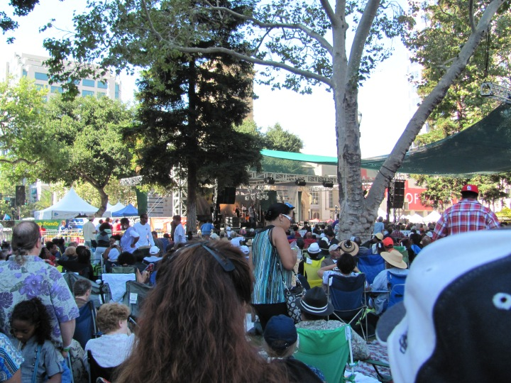 Jazz Festival San Jose / foto ELBureriu