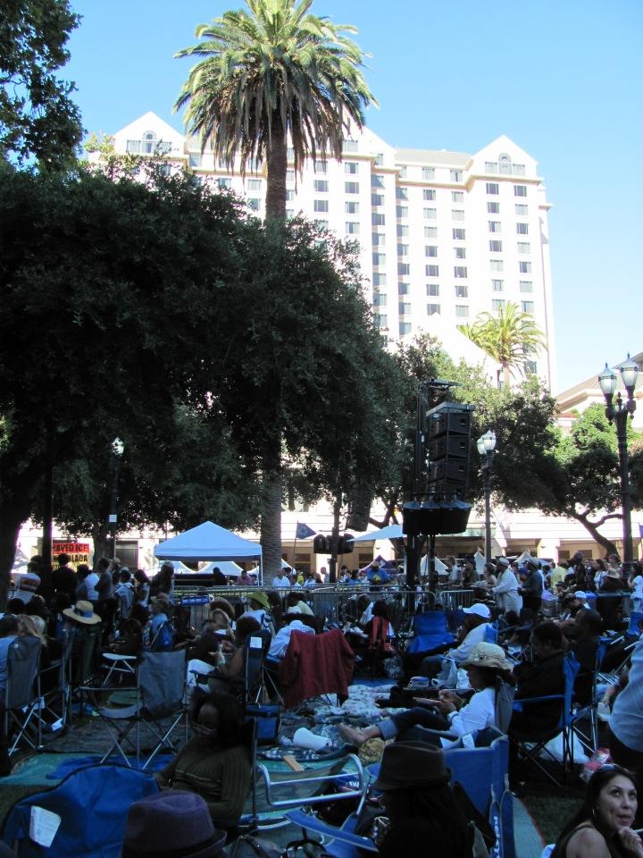 Jazz Festival in San Francisco Bay Area