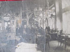 Cafeneaua, în Primul Război Mondial
