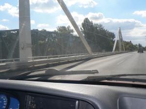 Podurile de peste Mureș